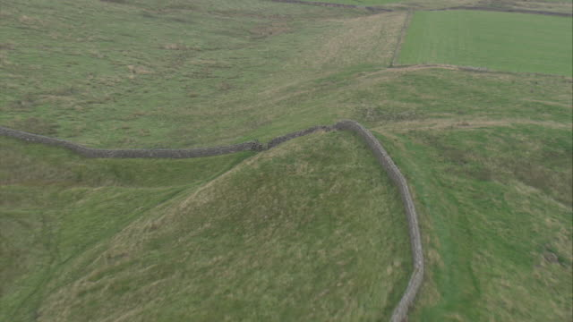 Hadrian's Wall Towards Sewingshields Crags