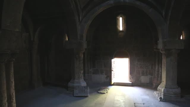 Haghartsin monastery, interior of saint Gregory church