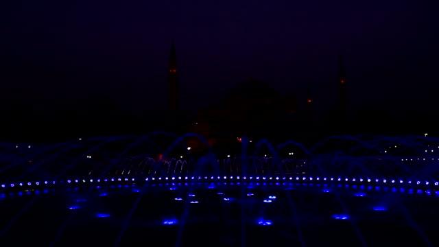 vidéos et rushes de hd: hagia sophia à istanbul, turquie - museum
