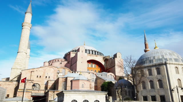 hagia sophia, istanbul - ottoman stock videos & royalty-free footage