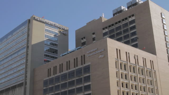 LA Hahnemann Hospital buildings / Philadelphia, Pennsylvania, United States
