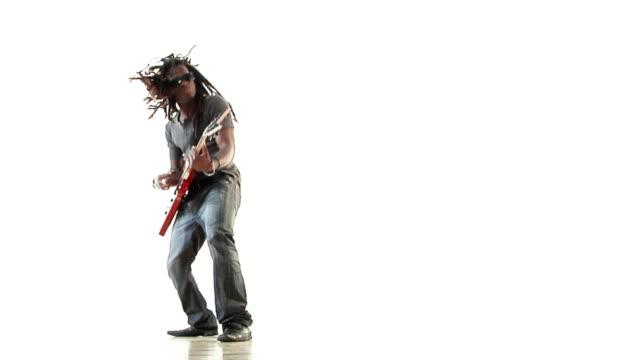 Haar-Gitarre