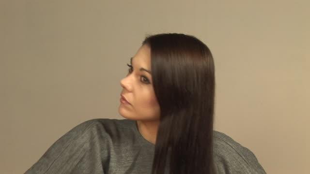 Hairbrush / Brushing Hair - HD & PAL