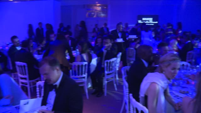 Haiti Carnival In Cannes Gala Dinner on May 21 2012 in France