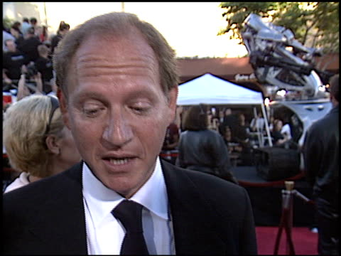 hal liberman at the 'terminator 3: rise of the machines' premiere on june 30, 2003. - terminator 3: rise of the machines stock videos & royalty-free footage