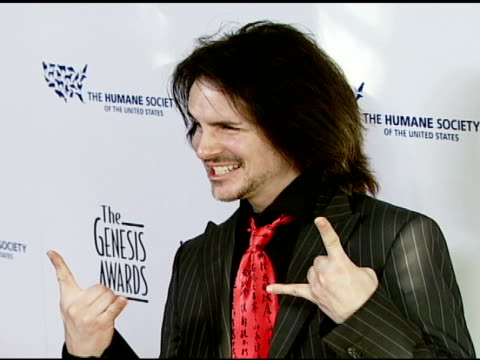 Hal Sparks at the 2008 Genesis Awards at the Beverly Hilton in Beverly Hills California on March 30 2008
