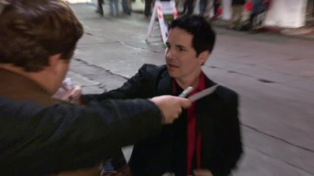 vídeos y material grabado en eventos de stock de hal sparks greets fans at the 2012 hollywood christmas parade in hollywood, 11/25/12 - sparks
