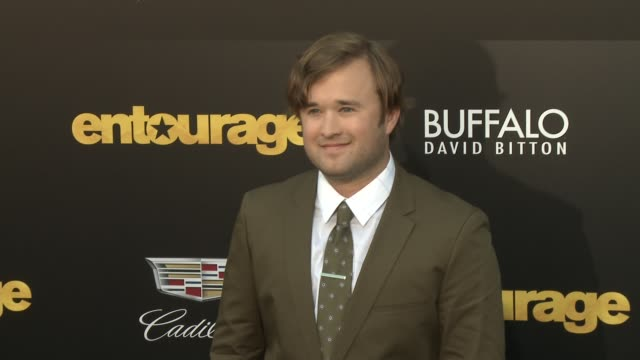 Haley Joel Osment at Entourage Los Angeles Premiere at Regency Village Theatre on June 01 2015 in Westwood California