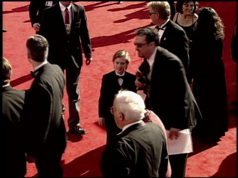 haley joel osment at the 2000 academy awards at the shrine auditorium in los angeles, california on march 26, 2000. - 第72回アカデミー賞点の映像素材/bロール