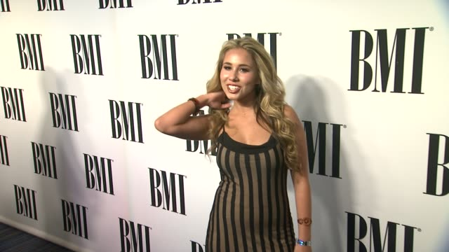 Haley Reinhart at 62nd Annual BMI Pop Awards in Los Angeles CA