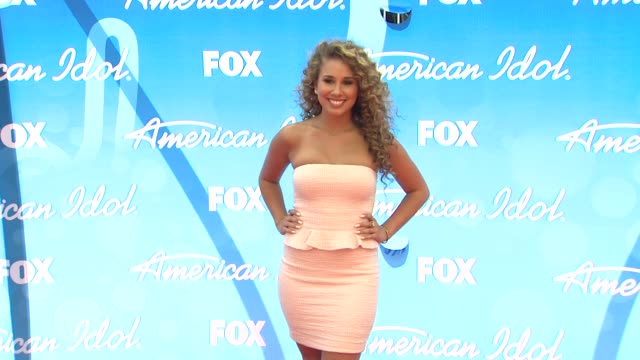 Haley Reinhart at American Idol Season 12 Finale 5/16/2013 in Los Angeles CA