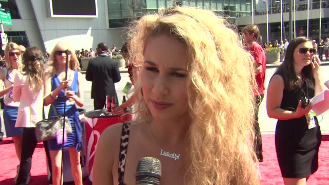 haley reinhart on the event and show at american idol season 11 grand finale show arrivals on 5/23/12 in los angeles ca - american idol stock videos and b-roll footage