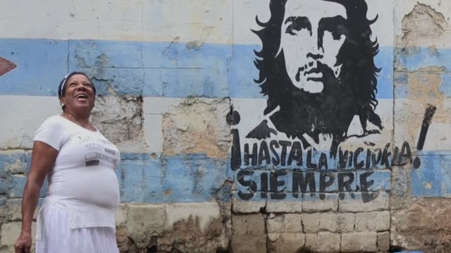 a half century after his death ernesto che guevara will be remembered in ceremonies next week in cuba and in bolivia whose cia trained troops sent... - che guevara stock videos & royalty-free footage