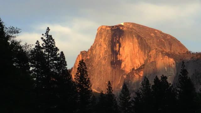 Half Dome landscape, Yosemite National Park, California