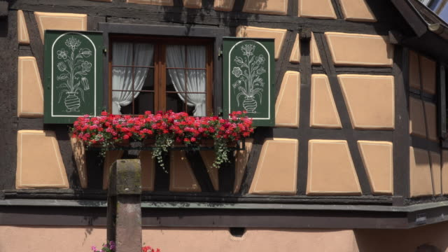 ZO / Half-timbered house in medieval village