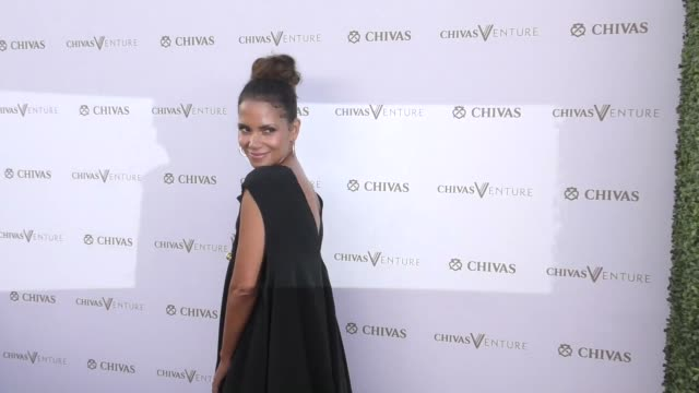 halle berry at halle berry josh gad announce winners of the chivas venture $1m global startup competition on july 13 2017 in los angeles california - halle berry stock videos and b-roll footage
