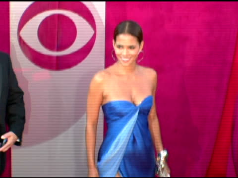 Halle Berry at the 2005 Emmy Awards at the Shrine Auditorium in Los Angeles California on September 18 2005