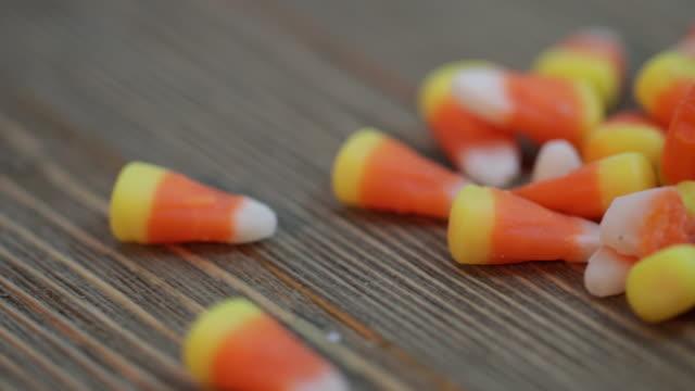 Halloween Candy Corn - 4K