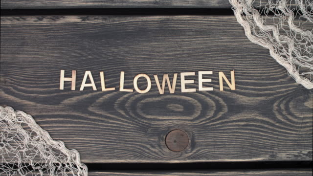 halloween, debica, poland - banner sign stock videos and b-roll footage