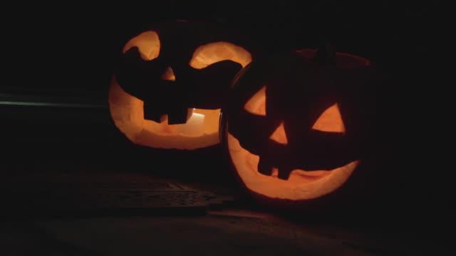 Halloween Pumpkin - 4K