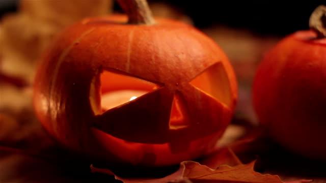 Halloween Kürbisse