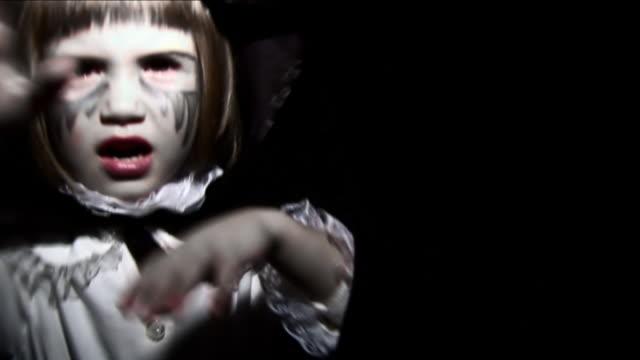 Halloween Vampir kleines Mädchen-HD