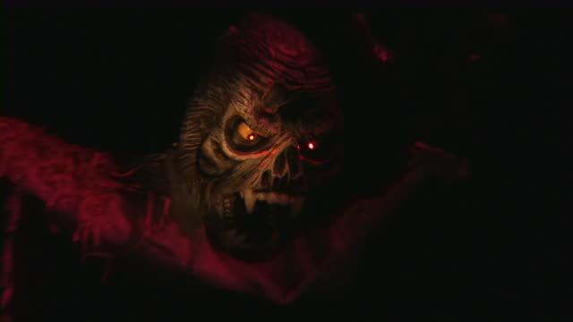 Halloween. Molto preoccupante. Horror decorazioni.