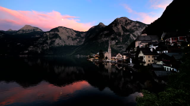 Hallstatt evening