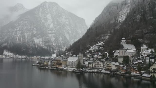 hallstatt - austria stock videos & royalty-free footage