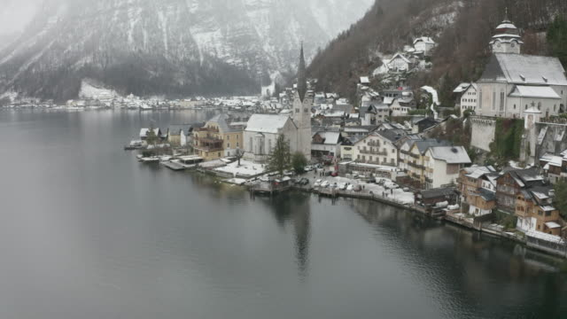 hallstatt - austria stock videos & royalty-free footage