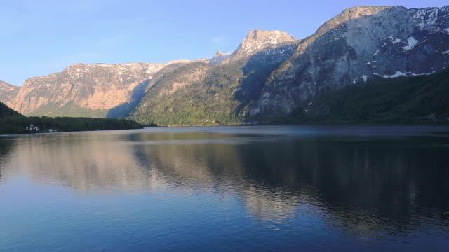 Hallstätter See siehe Hallstatt, Österreich