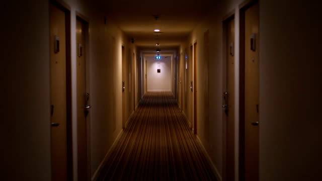 hallway - hotel stock videos & royalty-free footage