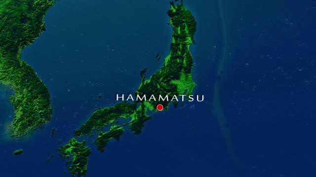 hamamatsu zoom in - hamamatsu stock videos and b-roll footage