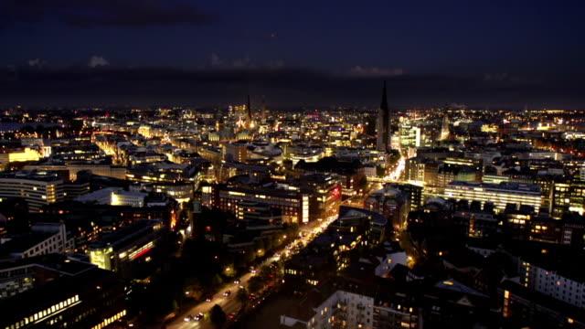hamburg city germany - hamburg germany stock videos & royalty-free footage