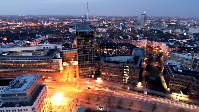 hamburg city - hamburg germany stock videos & royalty-free footage