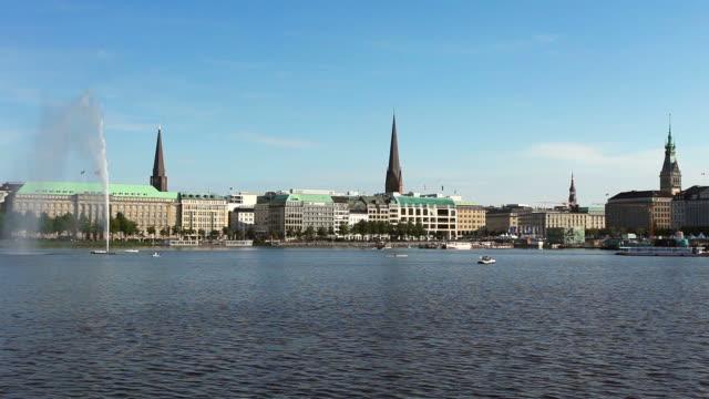 Hamburg - Germany / Binnenalster