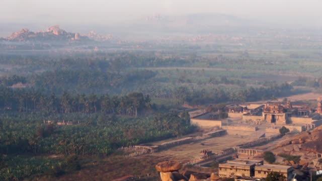 Hampi ruins in India
