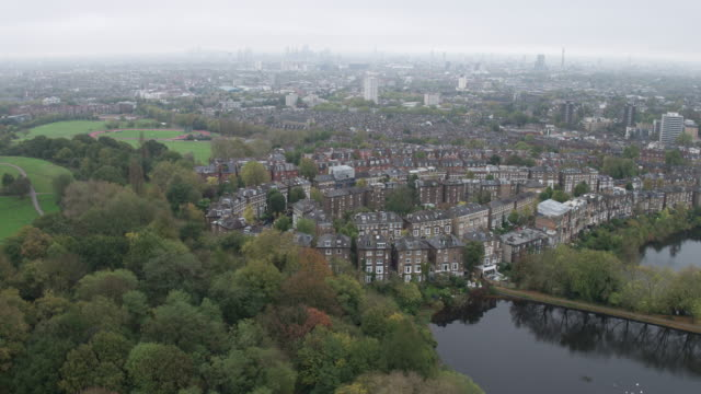hampstead heath - natural parkland stock videos & royalty-free footage