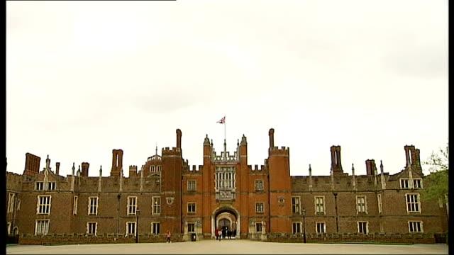 Hampton Court prepares for Henry VIII anniversary celebrations ENGLAND Surrey Hampton Court Palace Michael Nyman 'The Draughtsman's Contract'...