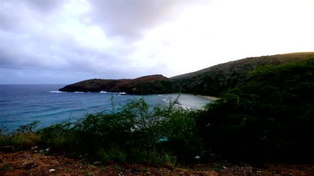 Hanauma Bay på Oahu, Hawaii