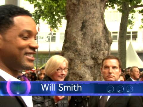 hancock premiere london uk 6/18/08 - event capsule stock videos & royalty-free footage