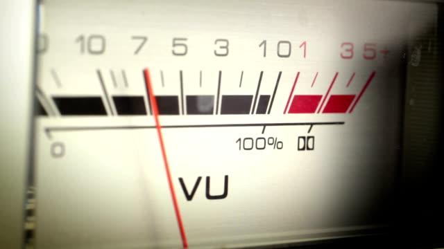hand analog audio volume - amplifier stock videos & royalty-free footage