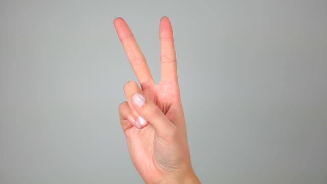 CU Hand gestures / Saarburg, Rhineland Palatinate, Germany