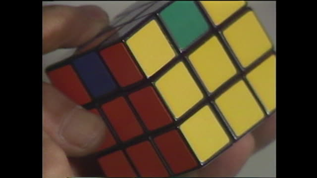 67 Puzzle Cube Video Clips & Footage - Getty Images