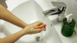 Hand hygiene.