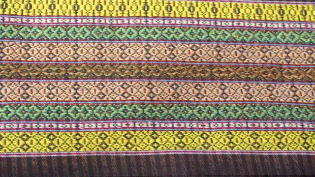Handgemachte Baumwolle Textur 4K