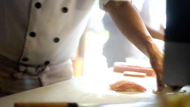 Hand made Sushi No.1