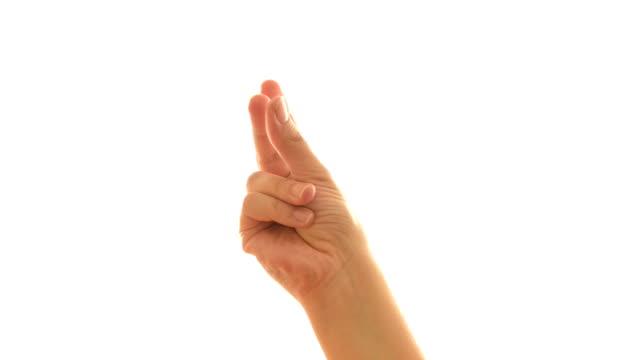 Hand teken