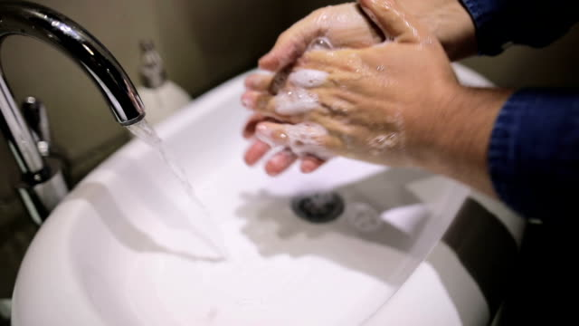 hand washing - hygiene stock videos & royalty-free footage
