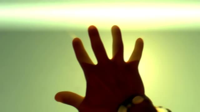 handillusion - människolem bildbanksvideor och videomaterial från bakom kulisserna